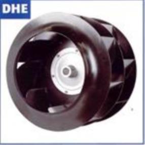 Ventole DHE pala rovescia a doppia aspirazione con mozzo in alluminio