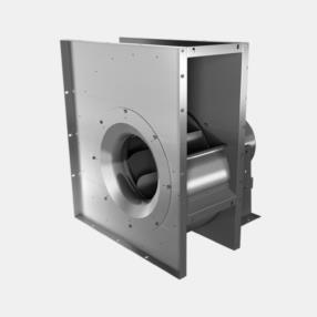 Ventilatori centrifughi con motore asincrono tradizionale modello EHN