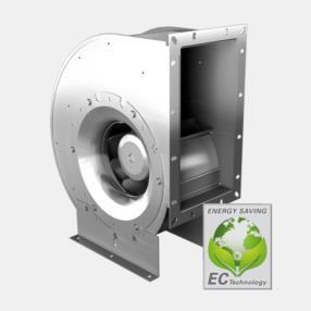Ventilatori-ce trifughi con motore EC modello EHAG